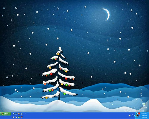Christmas Desktop 2006