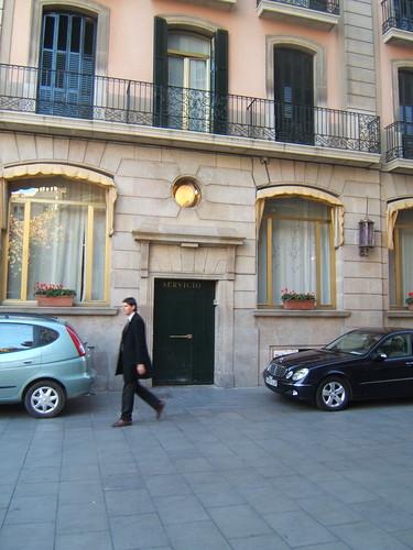 Street Scene near C. de Jaume