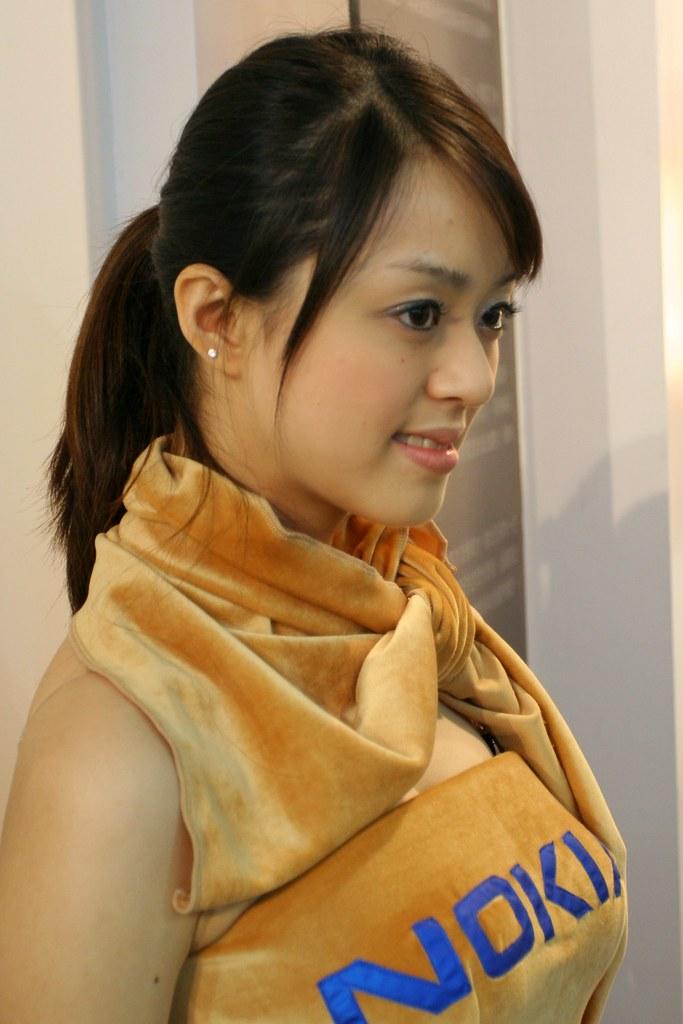 20061202 資訊展 NOKIA
