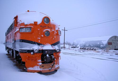 Royal Gorge Engine