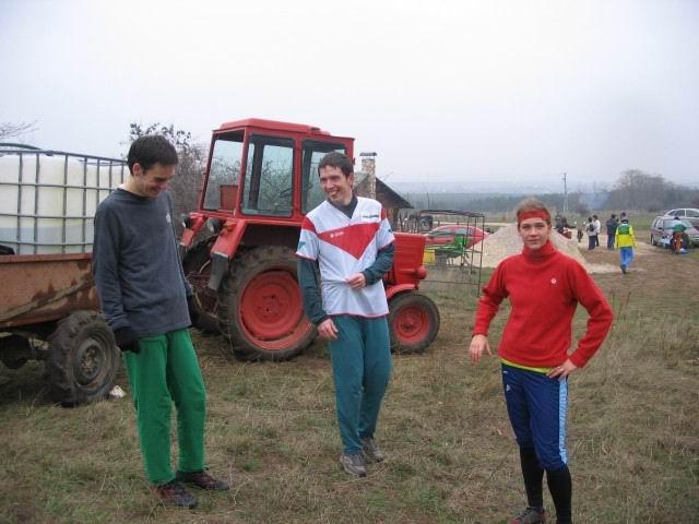 Bogos Tomi, Harkányi Zoli, Gyurkó Fanni
