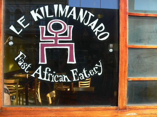 Fast African Eatery