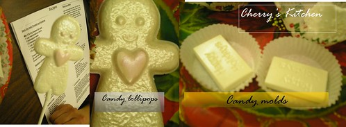 candy molds lollipop