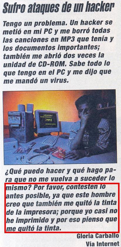 Hacker - Maquina