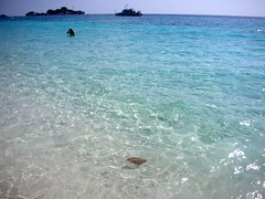 Clear Water at Similan Islands