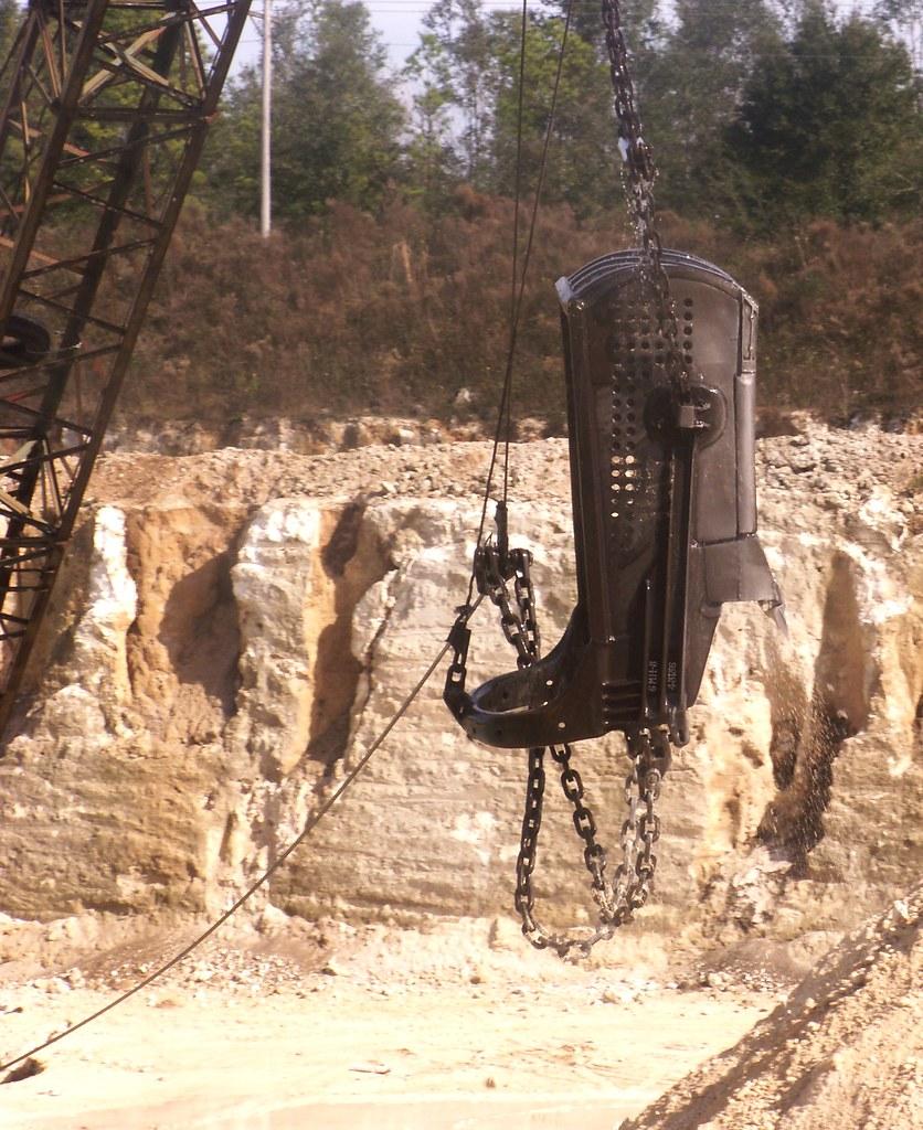 Dredging the Quarry 2