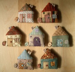 House Tape Measures photo by PatchworkPottery