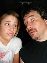 Miss Allisen and I photo by Allie's.Dad