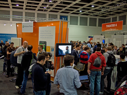 Windows Phone at TechEd 2010