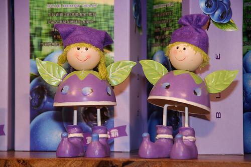 藍莓娃娃 (by Audiofan)