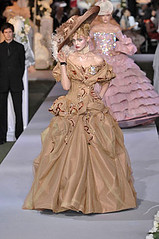 Christian Dior Couture Fall 2007 photo by coutureforsure