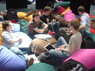 Mappers on beanbags
