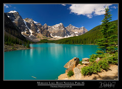 Morraine Lake, Banff National Park AL photo by thpeter