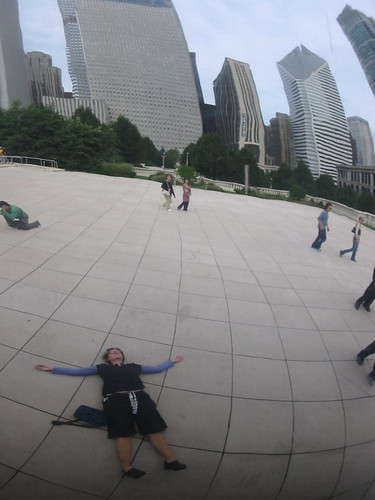 Dabney in the Bean