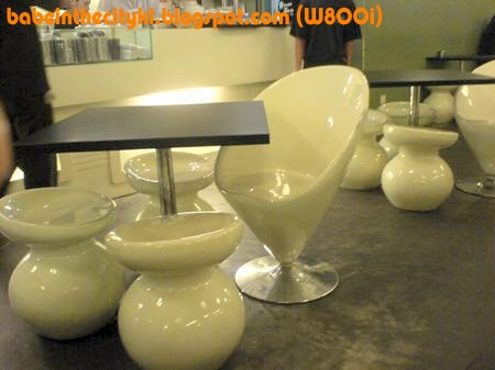 mdm wong - quirky roundish chairs