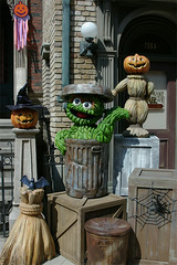 Oscar the Grouch USJ