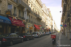 Lorong Kota Paris