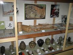 横井庄一記念館の展示物