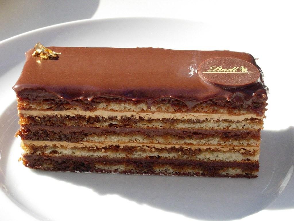 Opera Cake Ricke French Opera Cake Recipe Best