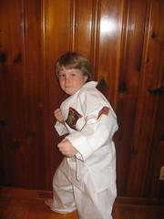 Kung Fu Zach
