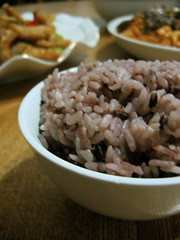 Purple rice - Shangzhi