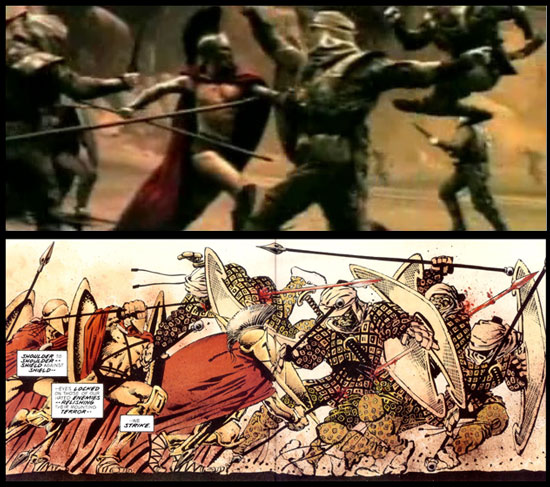 300 spartans movie review