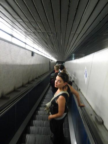 Metropolitana Entrance