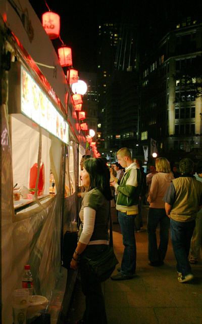 Night Noodle Markets