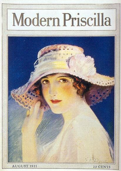 Modern Priscilla, August 1921