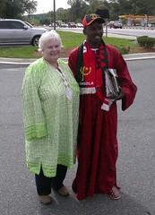 Margaret & Rev. Patricio