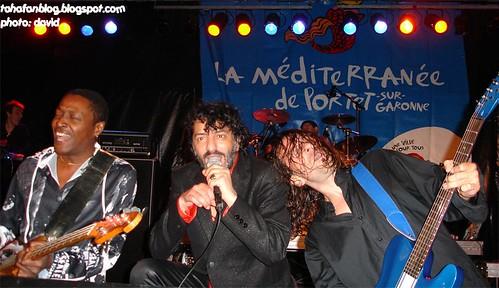 Rachid Taha in Portet sur Garonne, Sept.24, 2006, 9