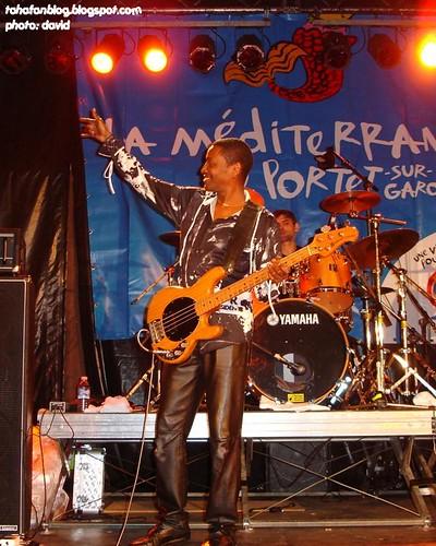 Rachid Taha in Portet sur Garonne, Sept.24, 2006, 15, Idris Badarou