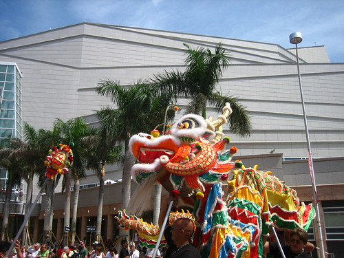 Carnival Center Target Globebeat
