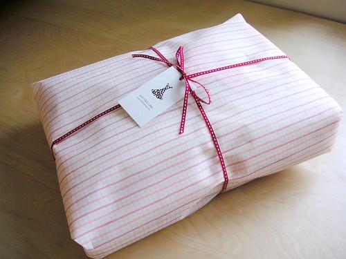 1st Overseas Package
