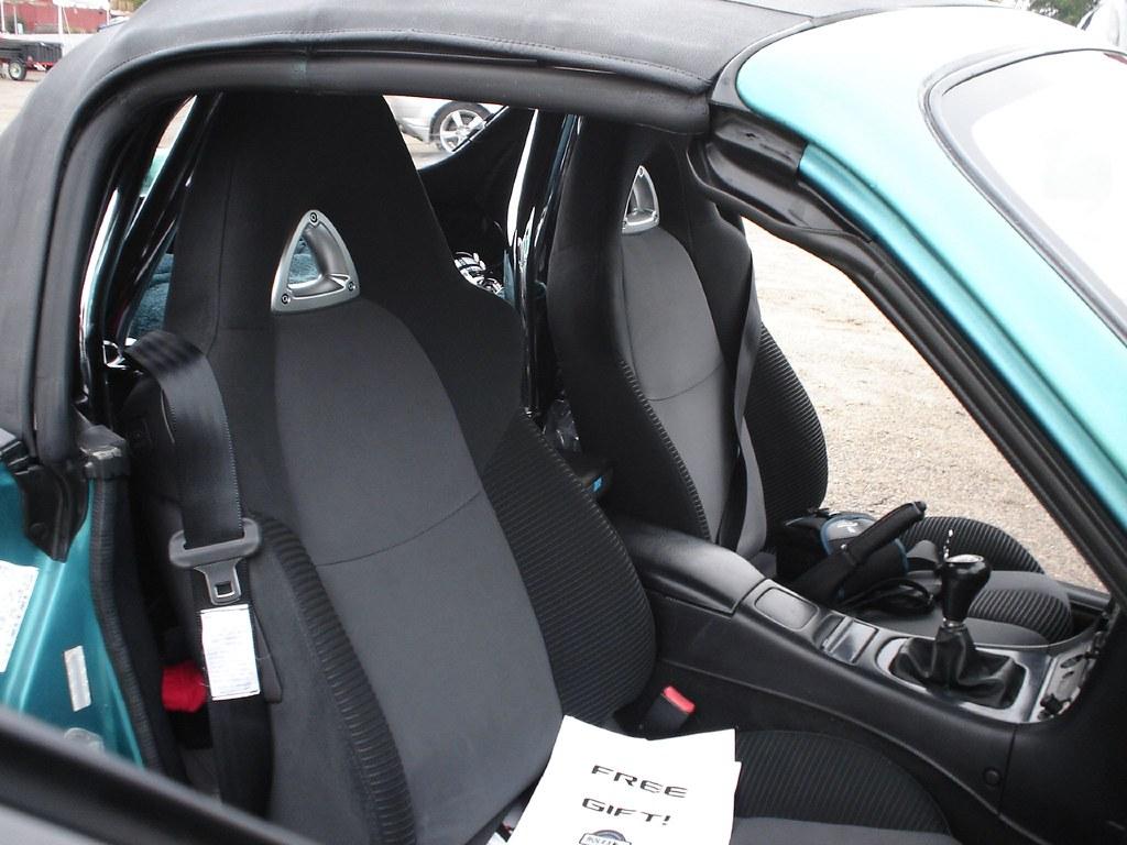 RX8 Seats In NA Miata  MX5 Miata Forum