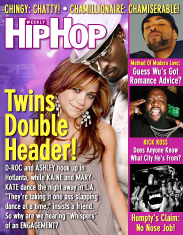 hip hop weekly spoof idolator