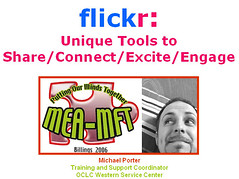 MEA-MFT 06 flickr Presentation Intro Slide