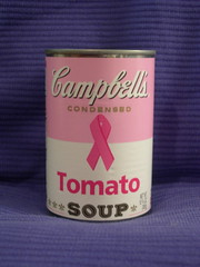 Campbell's Tomato Soup (Pink Can)