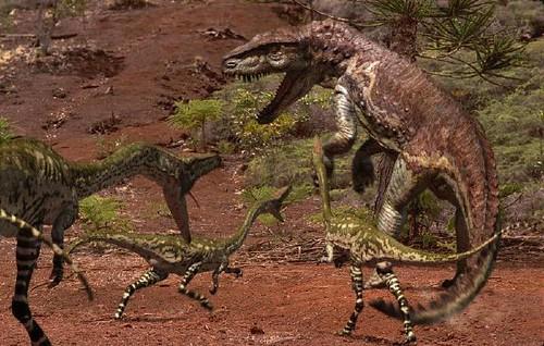 wwd postosuchus and coelohysis