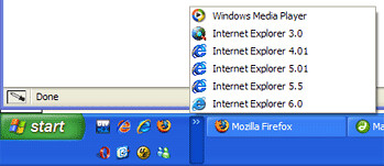 Install multiple versions IE your PC