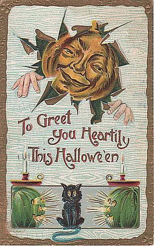 Halloween-JOL Greet