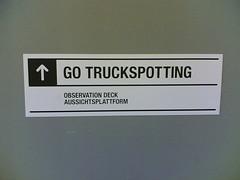 Go truckspotting