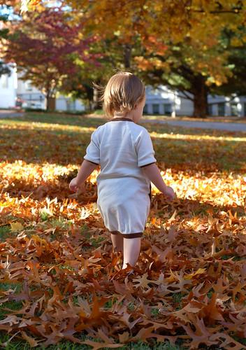 Elaina in the Leaves