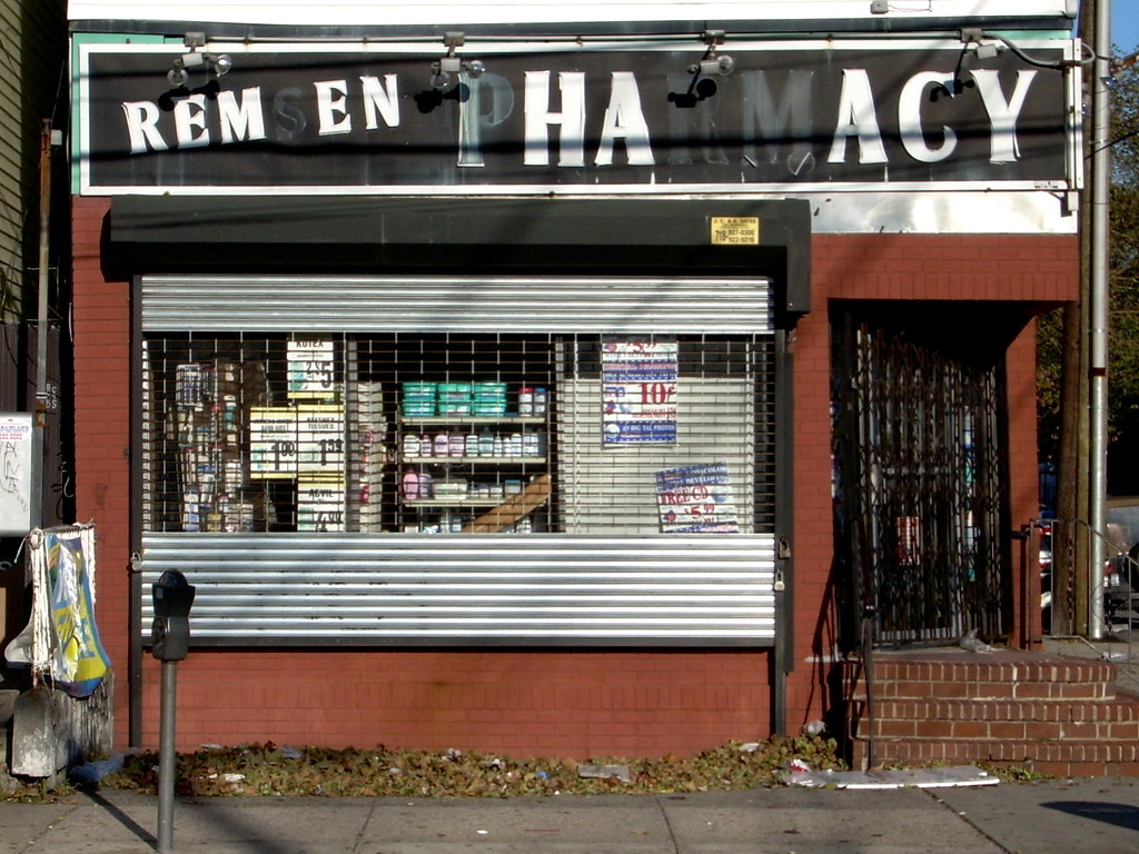 pharmacy, canarsie