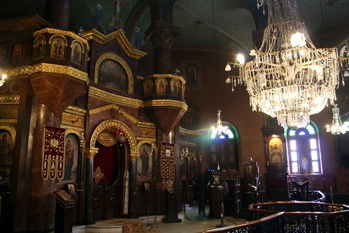 Interior, St. George's