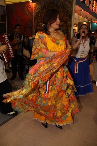 巴拉圭歌舞秀