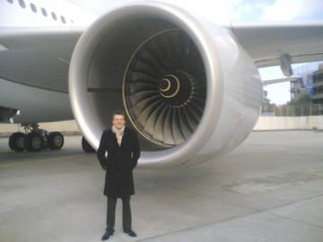 Monty + Lufthansa Engine