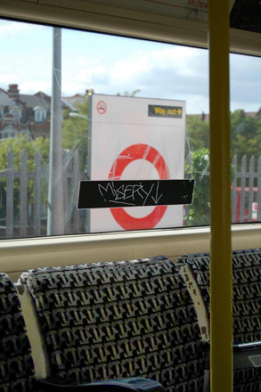 Misery Tube Roundel taken by Mr B