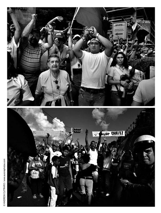 Manuel Rosales Rally