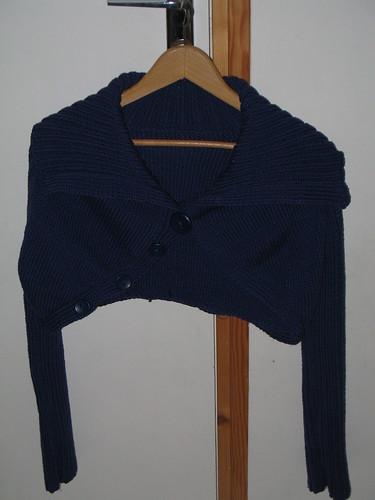 Boléro Phildar Coton n° 4